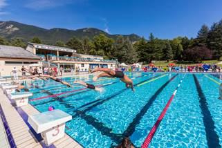 Réouverture de la piscine samedi 1er Juillet !