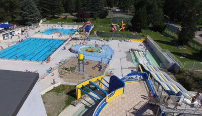 NEW 2020 – OUTDOOR POOLS